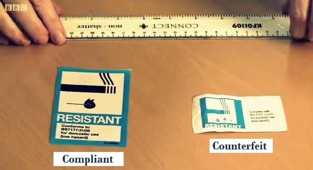 Fire Retardant Methods And Compliance John Ryan By