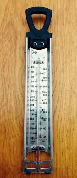Thermometer john ryan