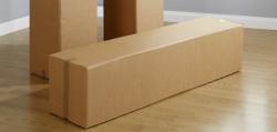 Boxed mattress