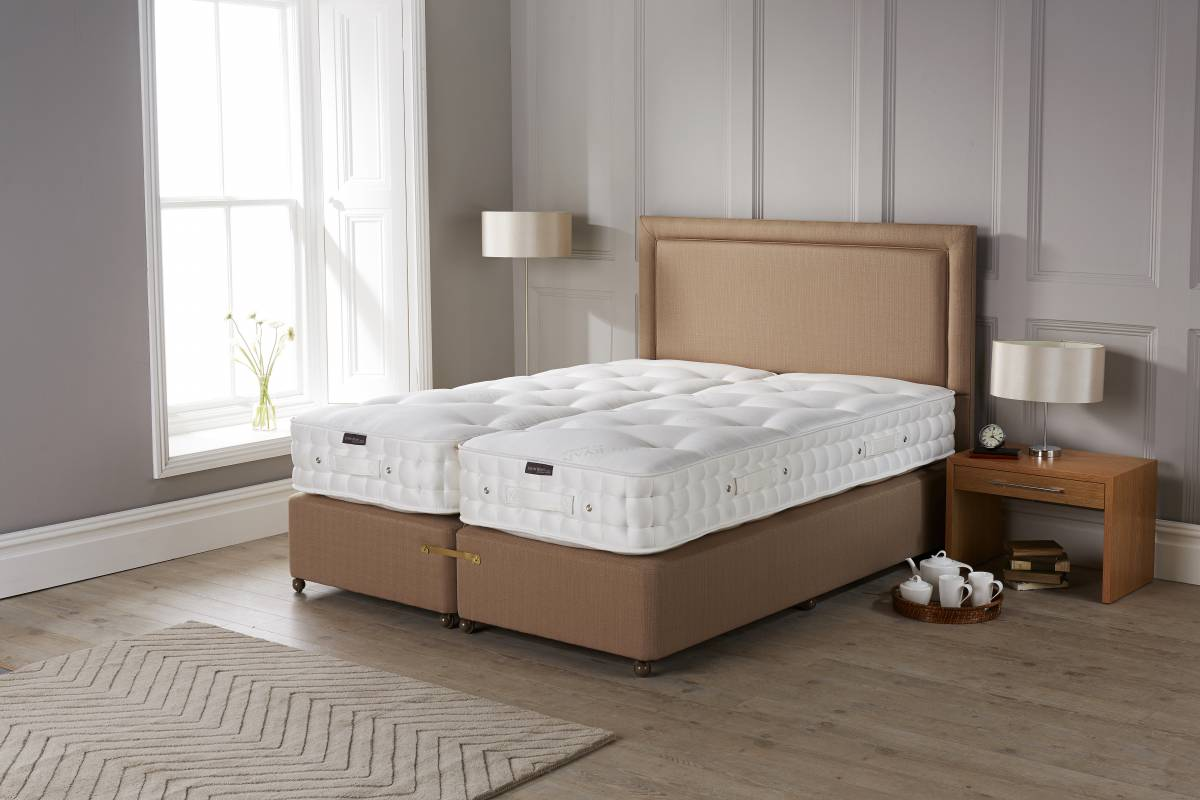 Artisan Naturals Pocket Sprung Mattress John Ryan By Design