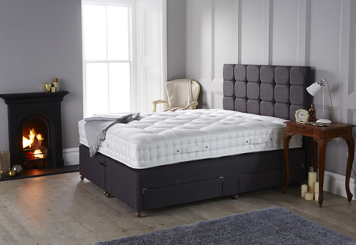 Artisan Luxury Pocket Sprung Mattress John Ryan By Design