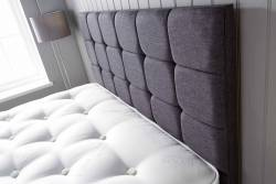 luxury headboard & matress