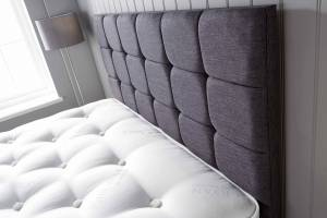luxury headboard & matress