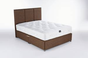 Cocktail Walnut Origins Mattress Base