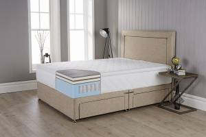 Fusion 0 luxury latex mattress