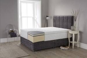 Fusion 4 luxury latex mattress