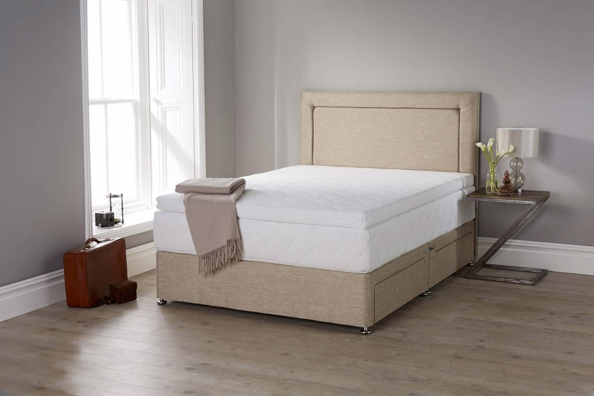 John Ryan luxury fusion 3 mattress