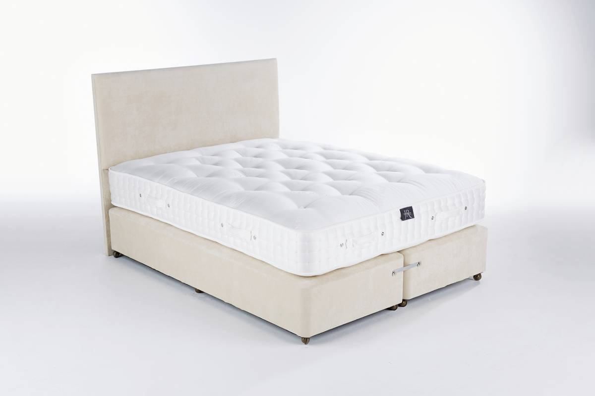 Ivory Chenille Artisan Mattress Base
