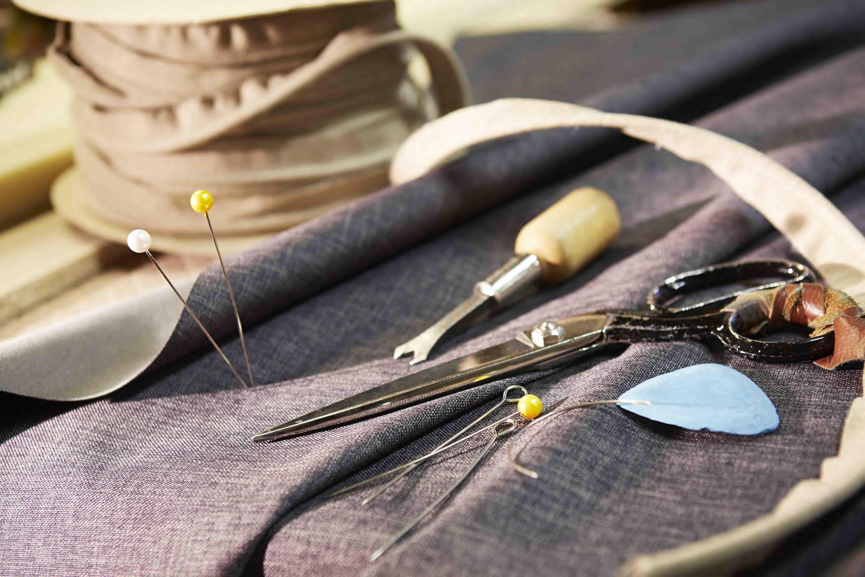 Mattress detailing by John Ryan