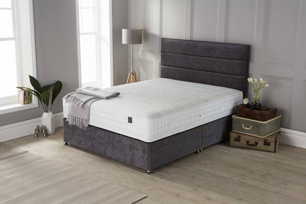 Origins luxury latex mattress by John Ryan