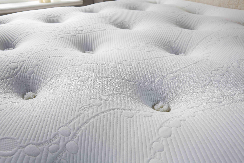 Origins reflex mattress close up