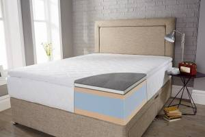 Resilience 2 heavier sleeper mattress