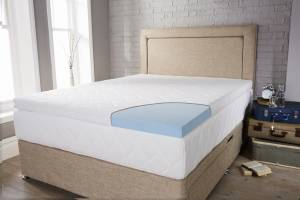 Coolblue Hybrid Mattress Topper