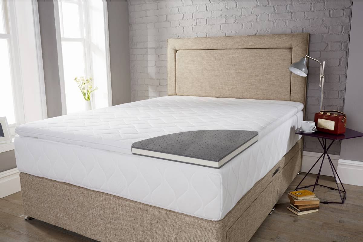 Latex 100% Natural Mattress Topper