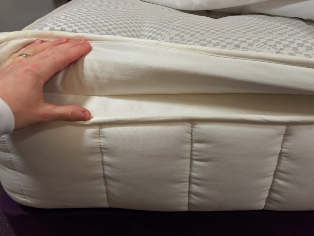 Premier inn hypnos mattress pillowtop 2