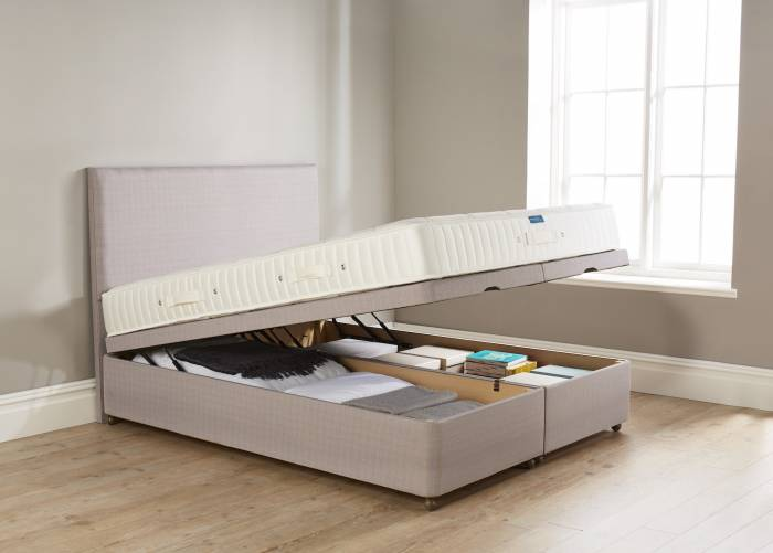 Awesome Ottoman Bed Base Guide John Ryan By Design Theyellowbook Wood Chair Design Ideas Theyellowbookinfo