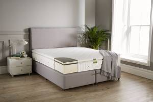 John Ryan Fusion 3 Mattress & base