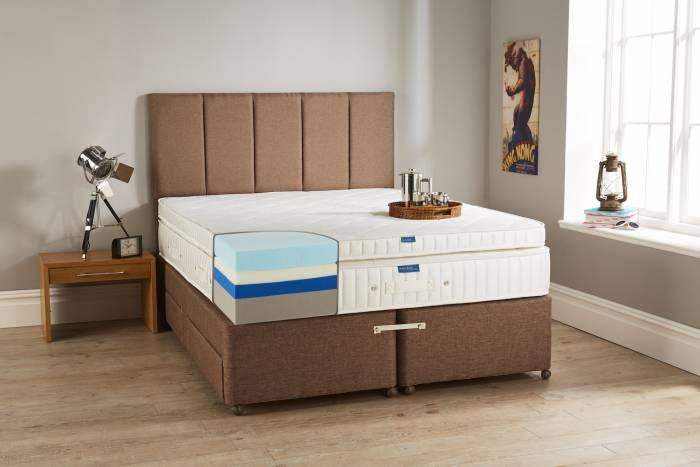 John Ryan Hybrid 5 mattress 4