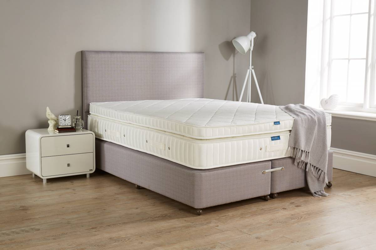 John Ryan Luxury Hybrid Foam Mattress