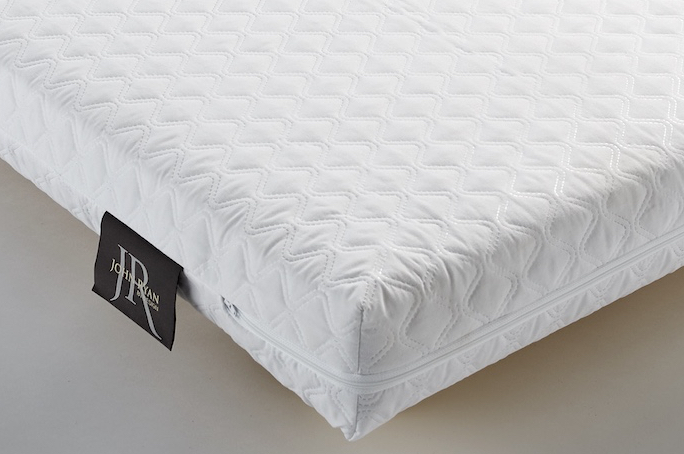 Pinsonic cot mattress cover