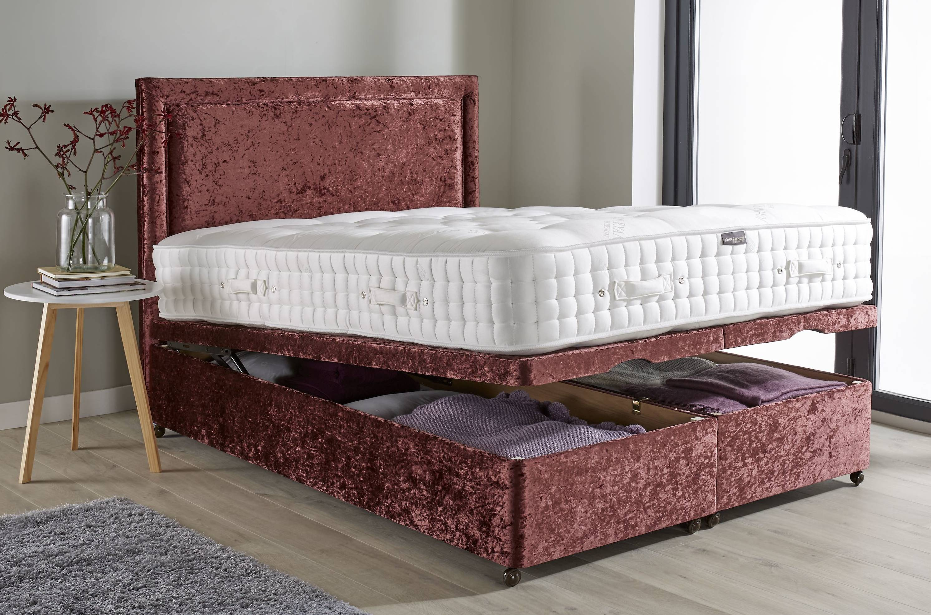 Awesome Ottoman Bed Base Guide John Ryan By Design Creativecarmelina Interior Chair Design Creativecarmelinacom
