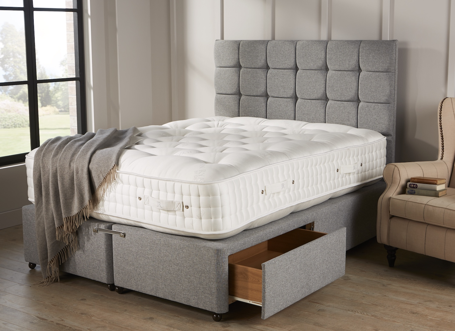 The Best Tip About Buying A Pocket Sprung Mattress John Ryan By De Tokyo Bed Divans All Of Our Mattresses Are Hand Made Here In Uk Why Not View Range