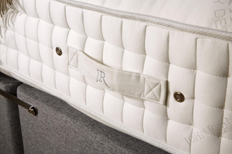 John Ryan side stiched mattress