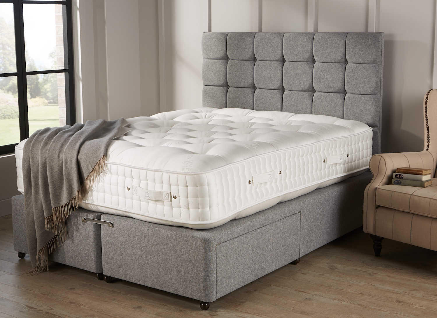 Soft, Medium or Firm Mattress, Which is Best For You? | John Ryan By