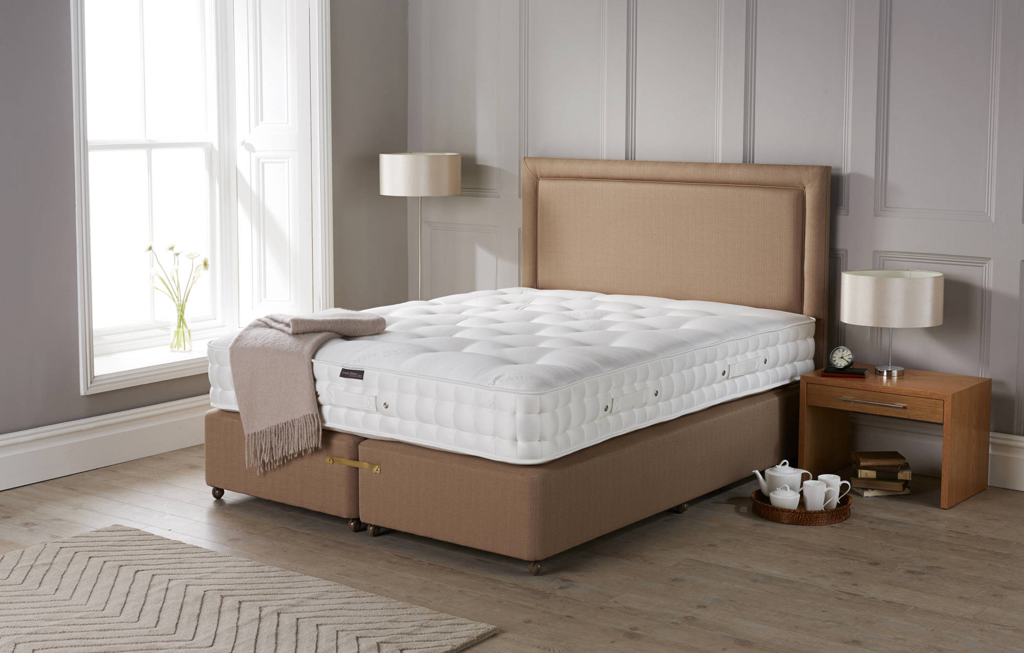 Artisan naturals pocket sprung mattress