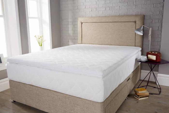 Resilience heavy sleeper mattress