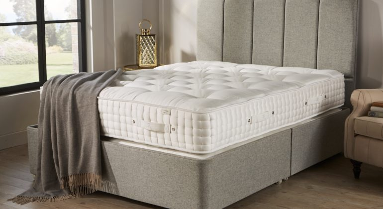 John Ryan Luxury Legacy Bed