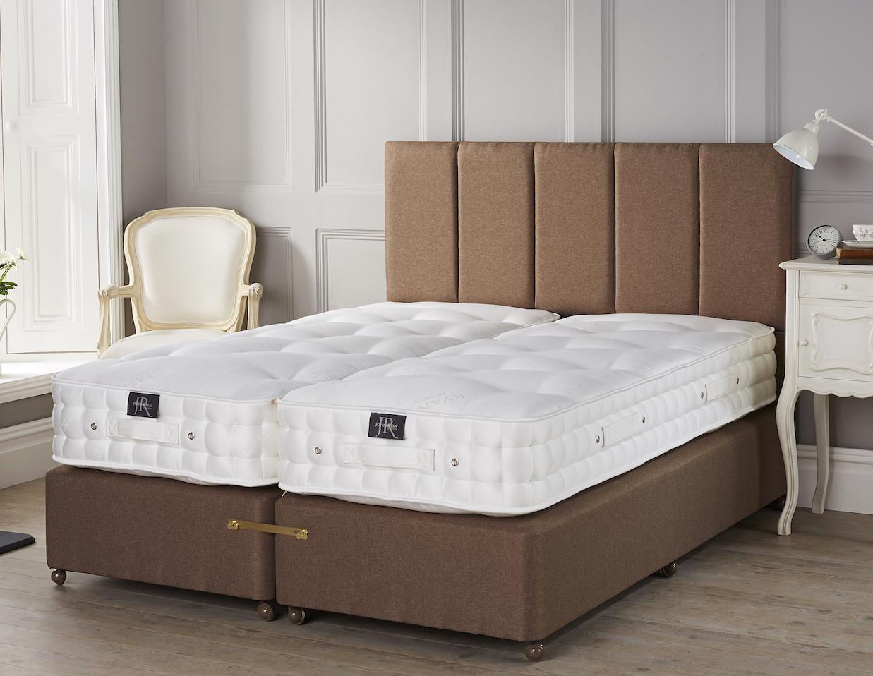 zip link mattress