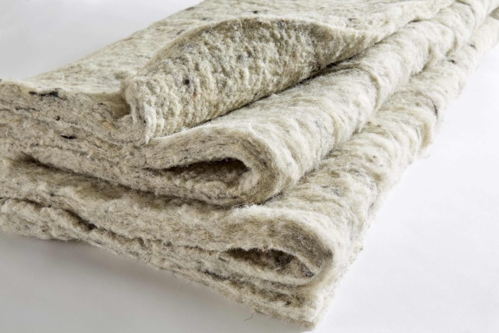 Swaledale Wool Mattress Fibre