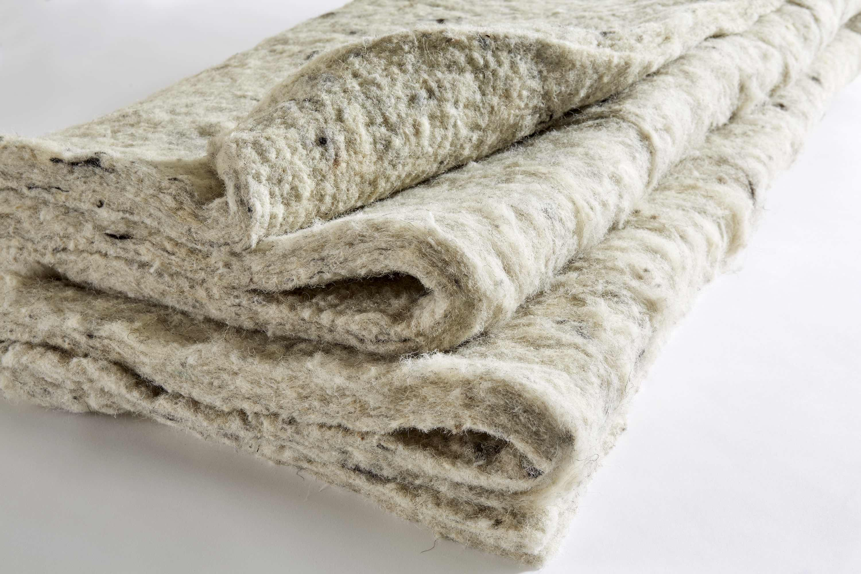 Can you tell a cheap polyester fibre from Cashmere?