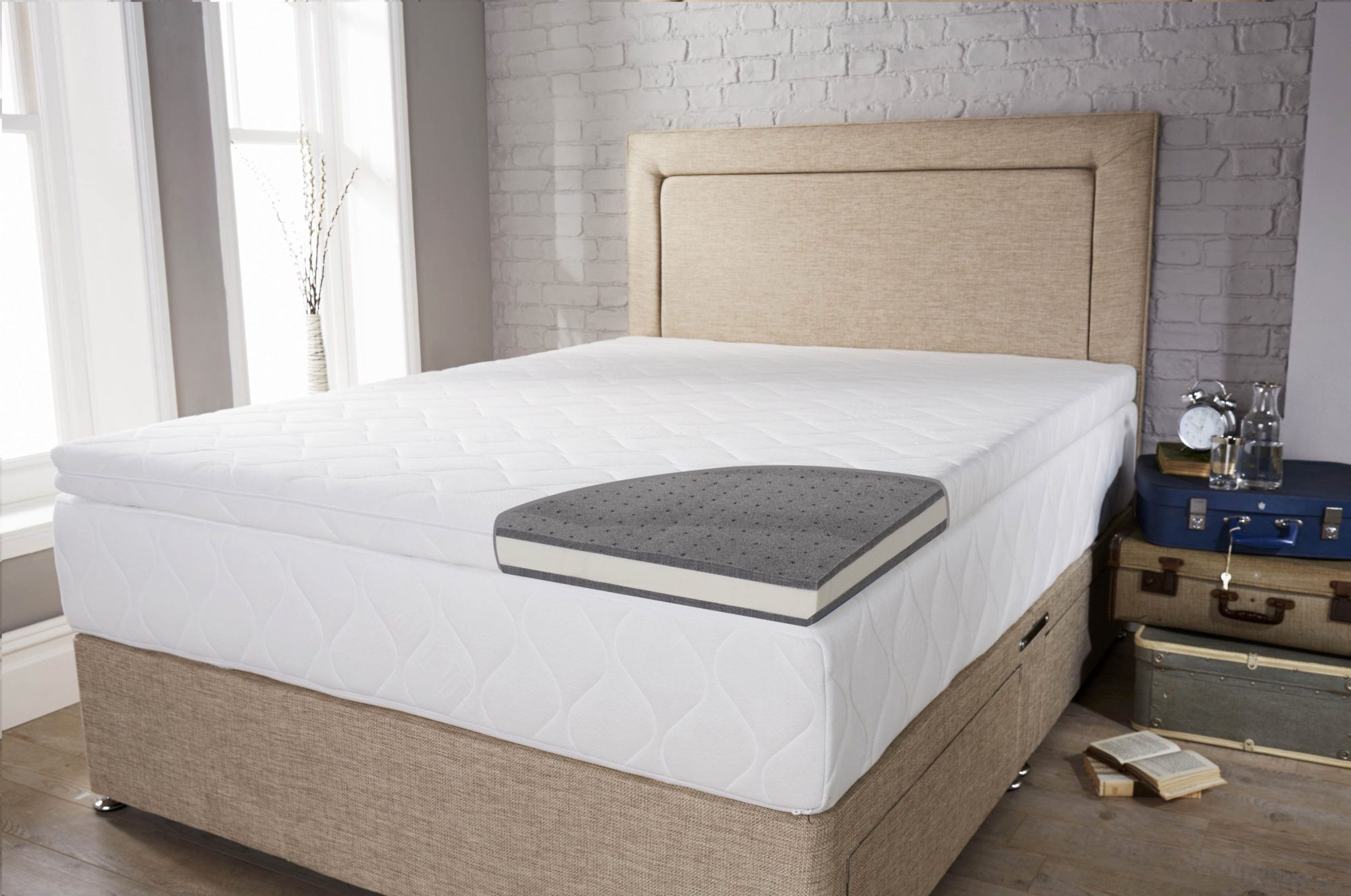Memory Foam Mattress Protector Cleaning