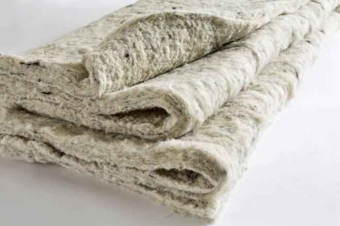 Swaledale Wool Mattress Fibre