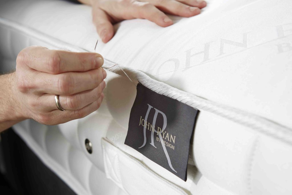 luxury mattress details