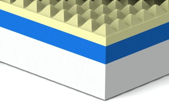 Example of Castellated Foam from John Ryan Website