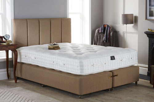 it can also be blended with other fibres to create firmer mattress layers