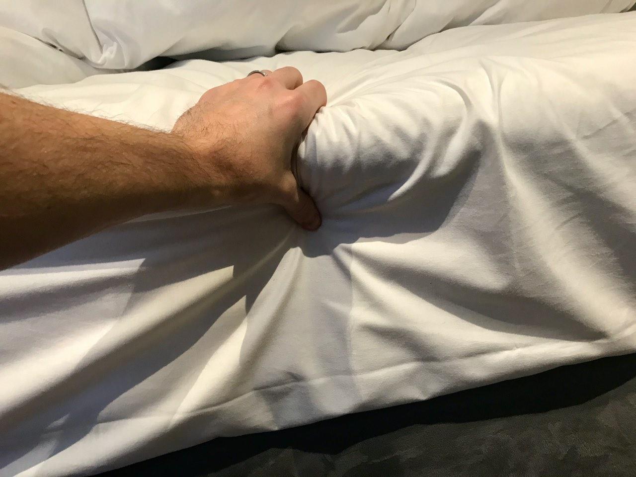 A cheap cage sprung mattress