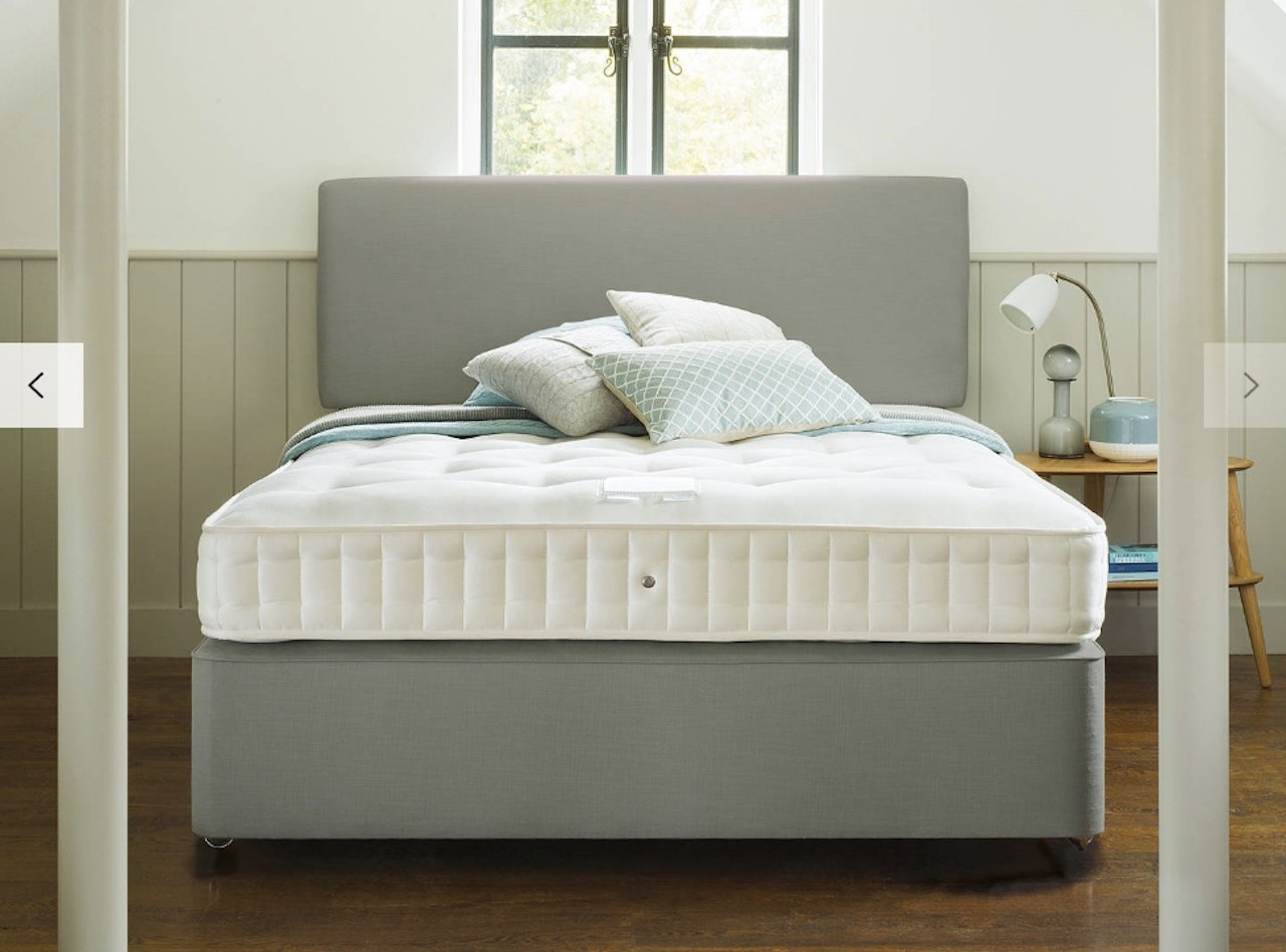 Thew John Lewis Natural Collection Fleece Wool Mattress