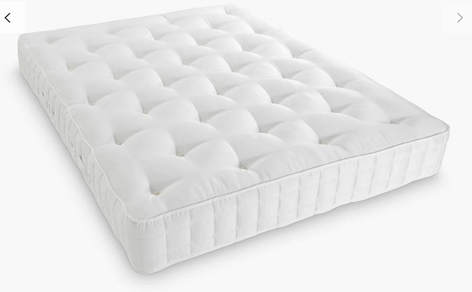 John lewis mattresses
