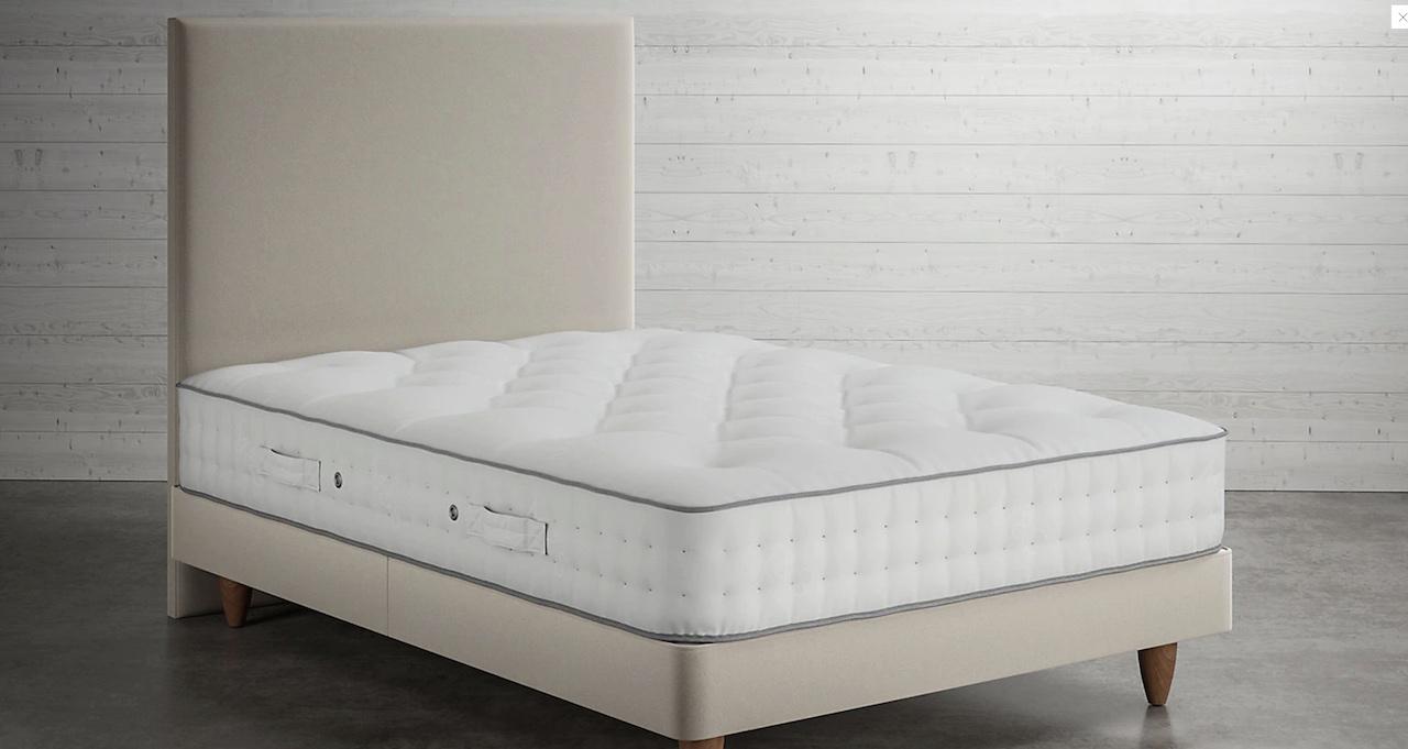 Masrks and Spencer Natural pocket sprung mattress