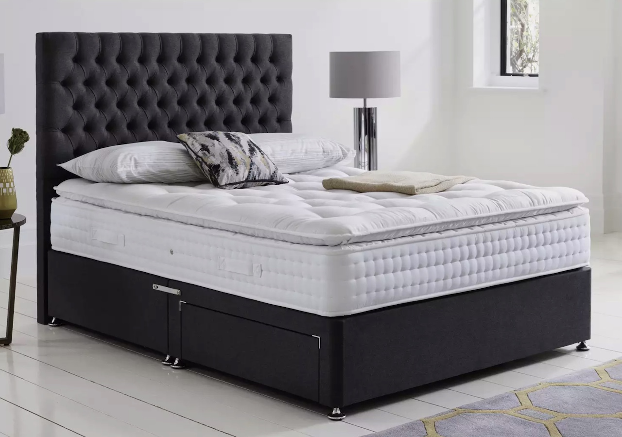 The Sleep Story Mattress Pillow Top