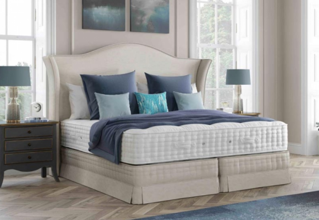 Hypnos opulence bed and mattress
