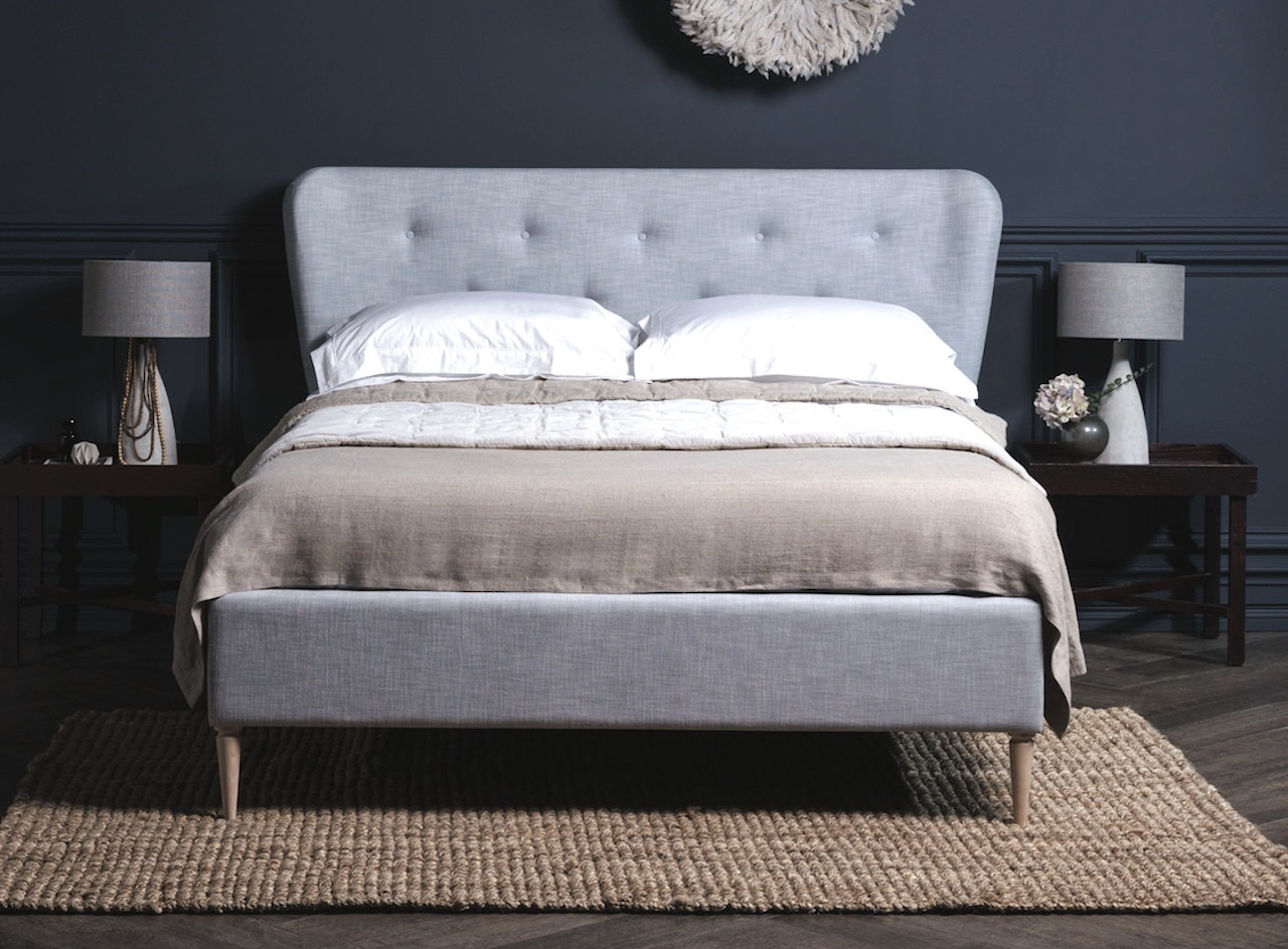 Scandi Bed Frame Style