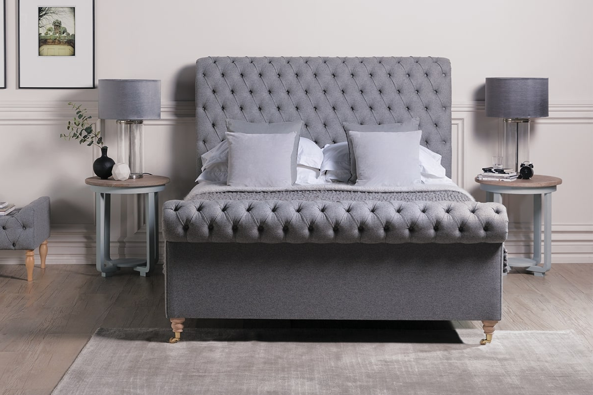 Chesterfield Bed Frame Style