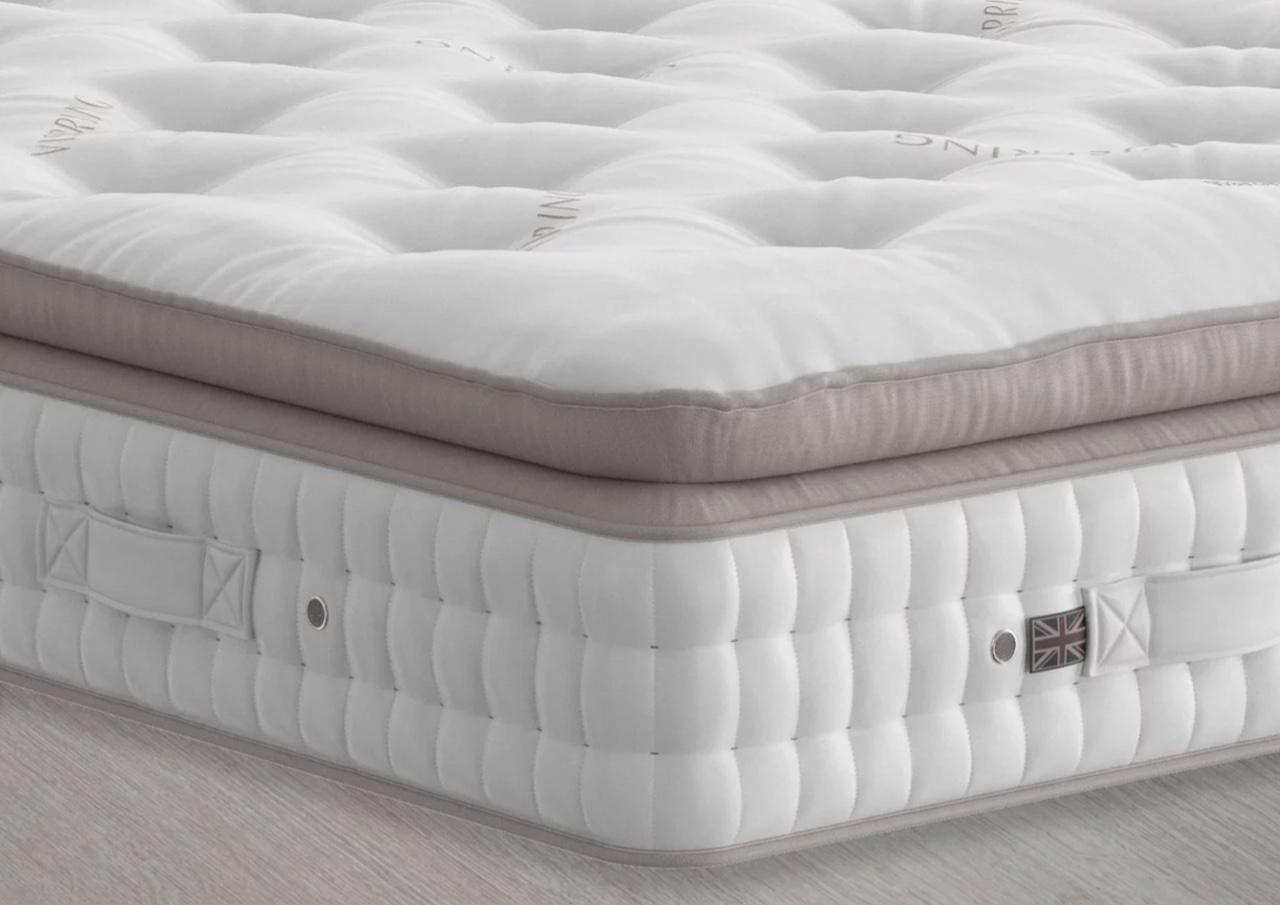 Vispring baroness pillowtop mattress review