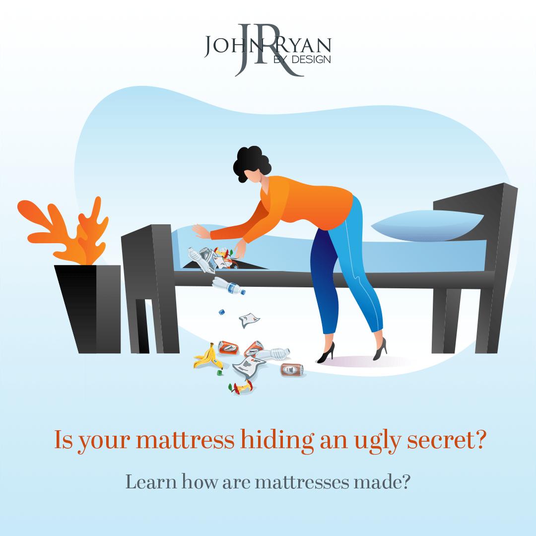 Is your mattress hiding a secret